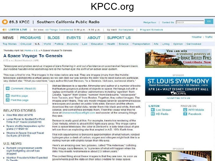 KPCC.org