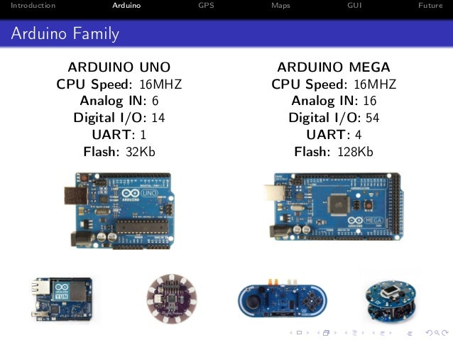 Arduino tracker gps