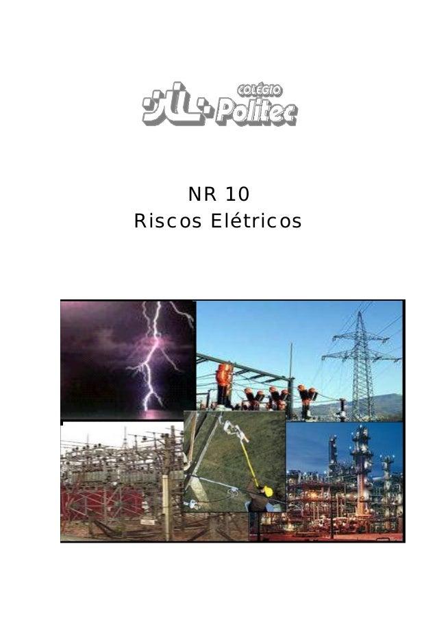NR 10 Riscos Elétricos