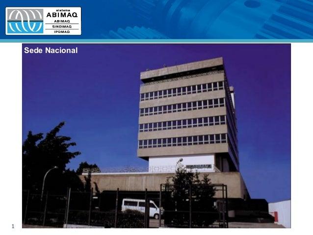 Sede Nacional - SP Sede Nacional 1