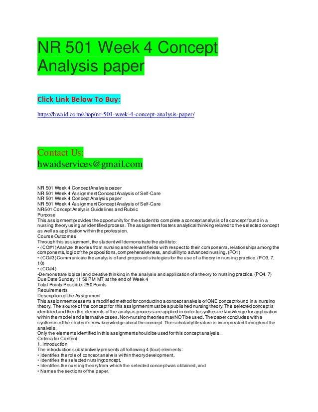 Buy analysis paper