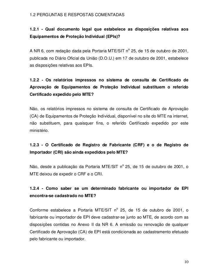 9  9. 1.2 PERGUNTAS E RESPOSTAS ... aea1d75fe3