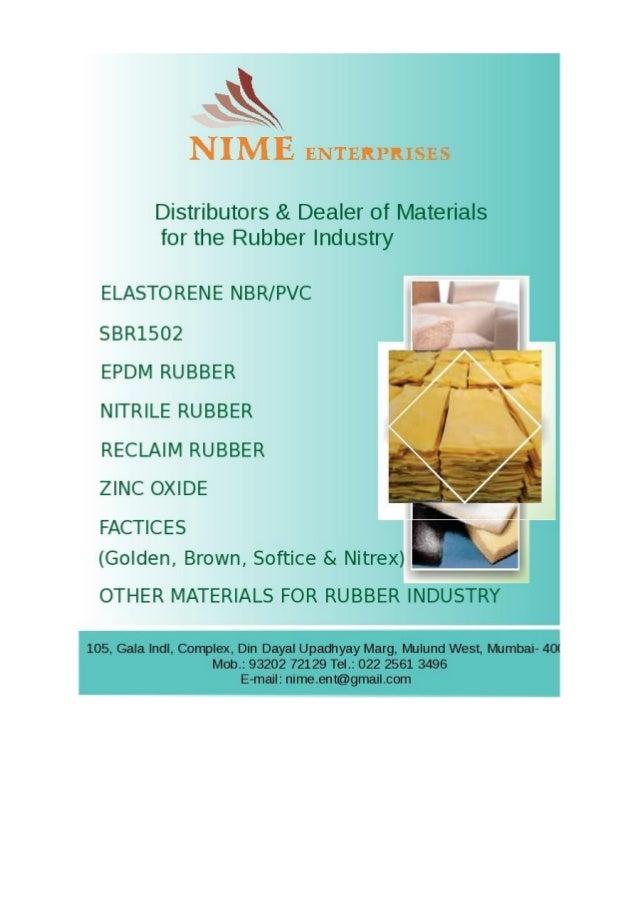 National Rubber Conference (NRC) Mumbai 2015 E-Souvenir