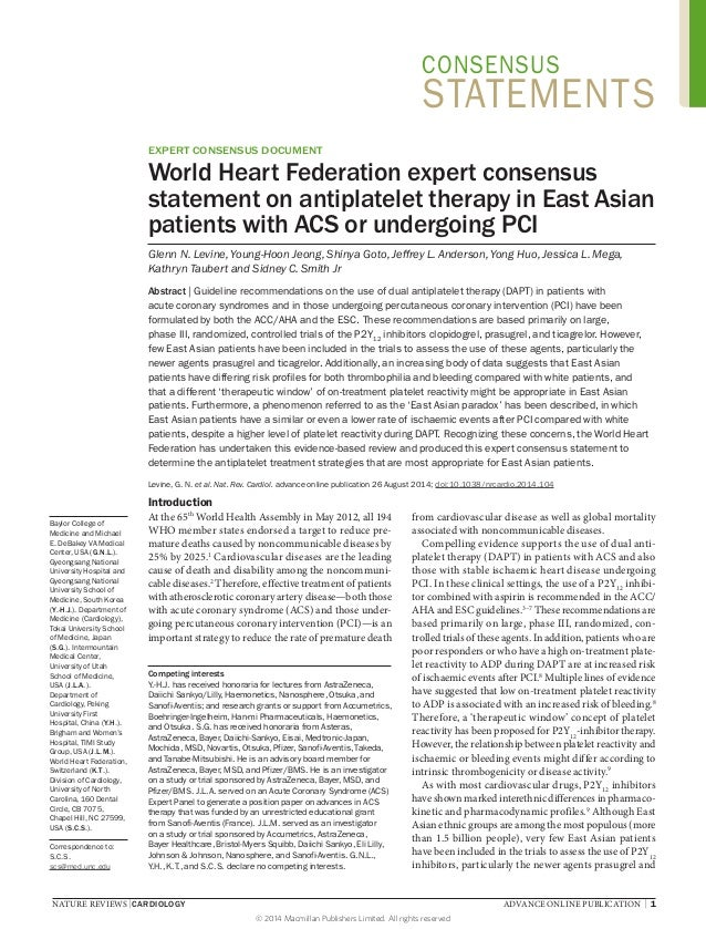 Nature Reviews Cardiology Advertising