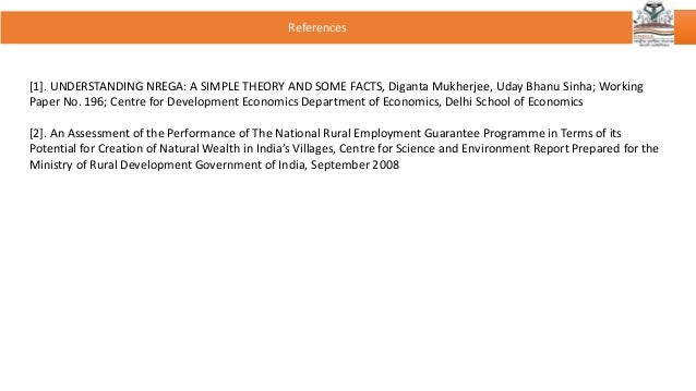 nrega some facts State-wise physical and financial performance of national rural employment guarantee act (nrega) in india (as on 31122007) - part ii  some facts and figures on .