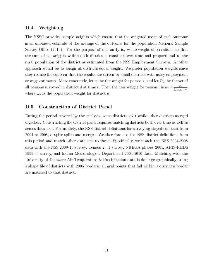 02 Aug 2012 - NREGA impact - Labor Market Effects of Social Programs