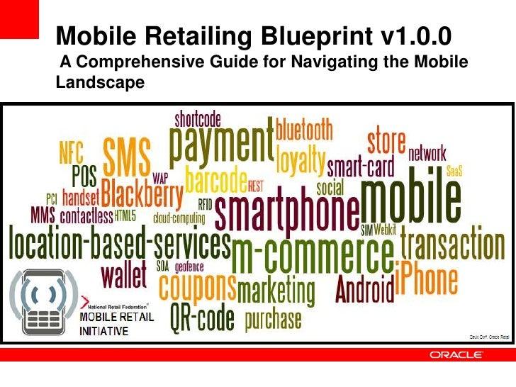 Mobile Retailing Blueprint v1.0.0  A Comprehensive Guide for Navigating the Mobile Landscape<br />