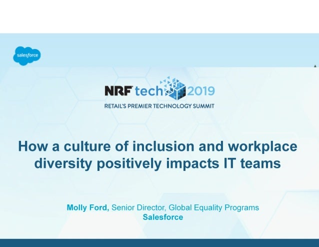 Creating a Culture of Equality @QueenMollyMol Molly Q. Ford, Senior Director, Global Equality Programs