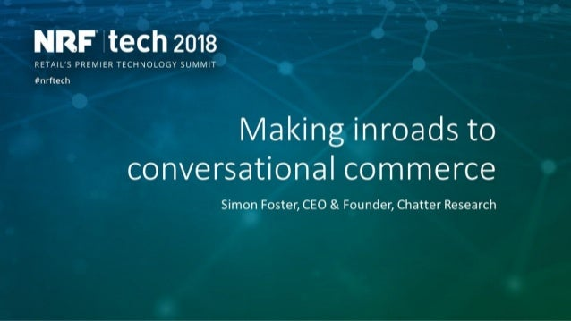 simon@chatterresearch.comChatter Research 2018 Source: Twilio's 2016 Global Mobile Messaging Consumer Report 9 out of 10 C...
