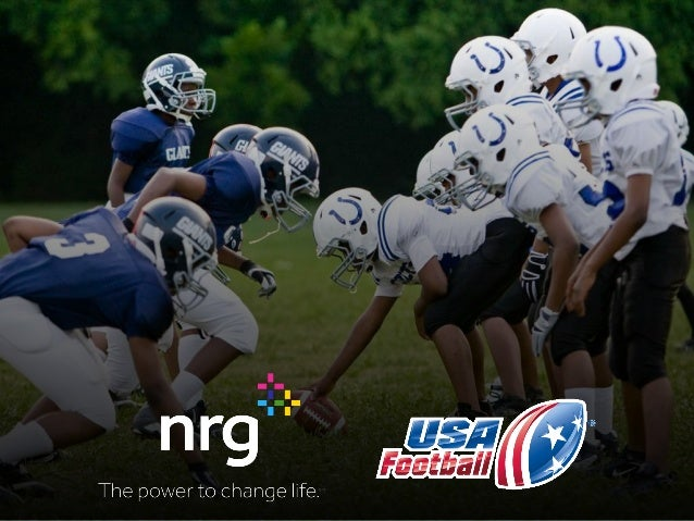 - Status: The Official Energy Partner of the New York Giants - Issue: NRG wanted to increase awareness of its position wit...