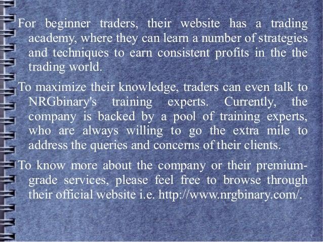 S trading platform