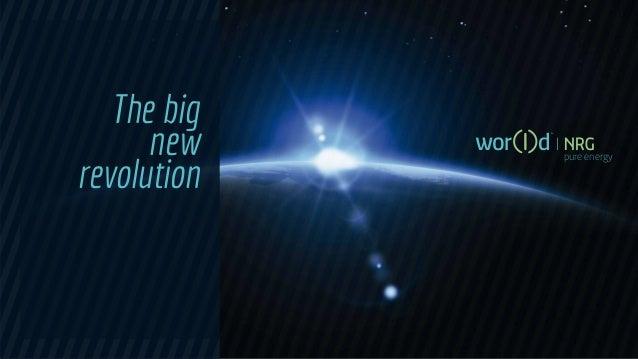 The bignewrevolutionpure energy