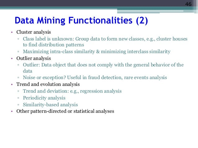 Data is the new oil: Big data, data mining and bio