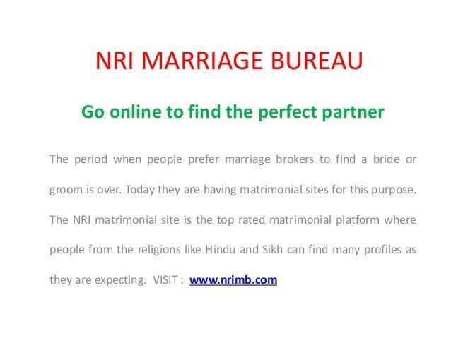 Canada Marriage Bureau Online