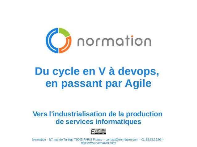 Normation – 87, rue de Turbigo 75003 PARIS France – contact@normation.com – 01.83.62.26.96 – http://www.normation.com/ en ...