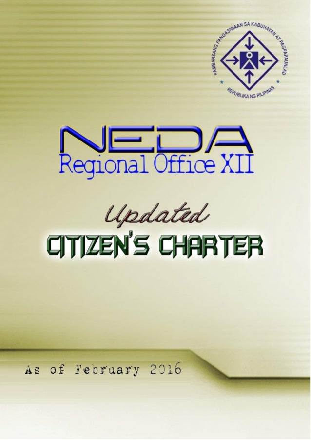 National Economic and Development Authority Regional Office XII National Economic and Development Authority, Regional Offi...