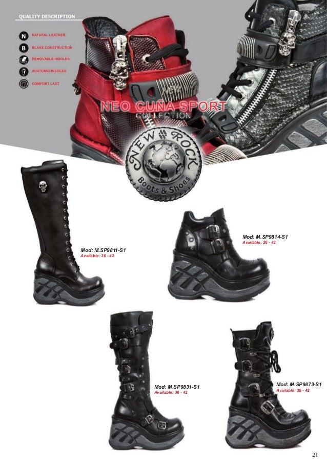 Nr New M NoirBottes 8330 Newrock R S1 Ybgv67fy