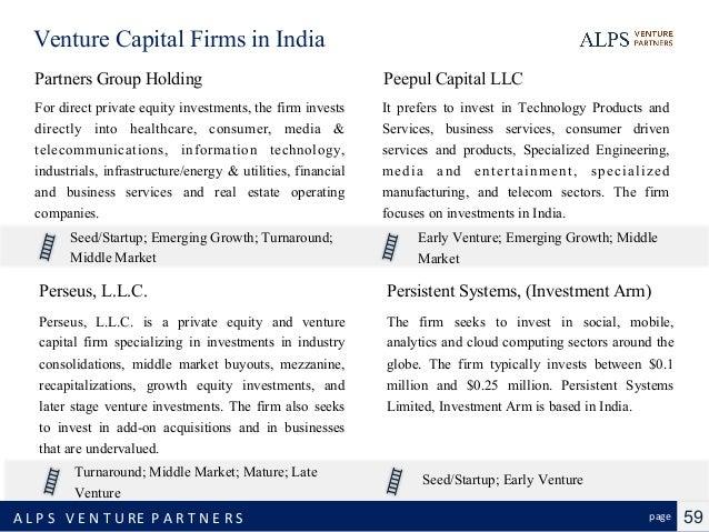 Venture Funding Guide for Startups - India Region