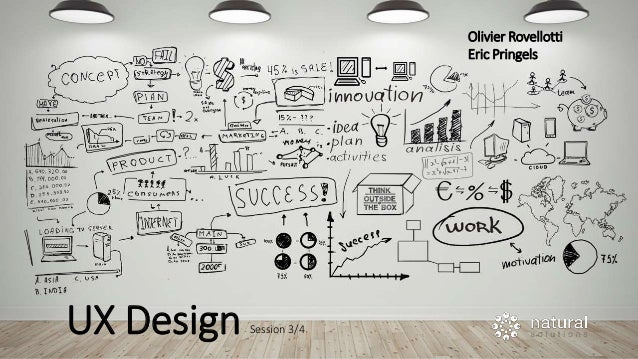 Session 3/4 Olivier Rovellotti Eric Pringels UX Design