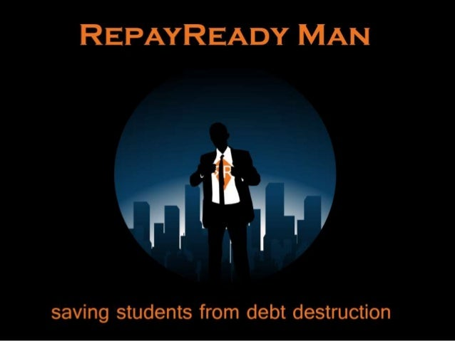 Let's go back in time…  …where you'll find the  complete story of the  daring exploits of the  one and only  RepayReady Ma...