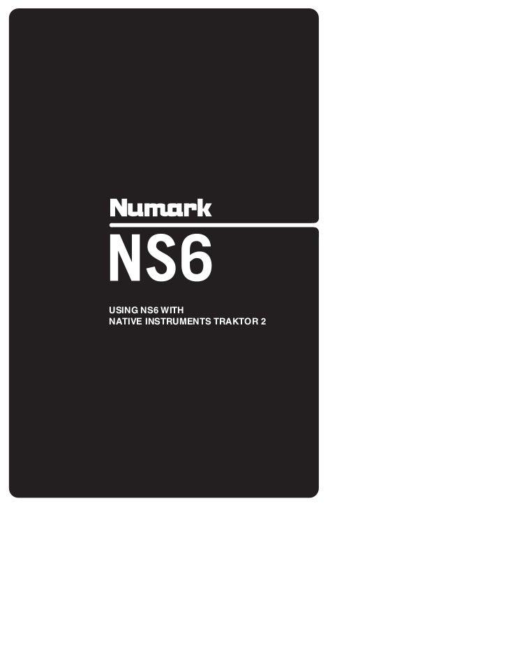 USING NS6 WITHNATIVE INSTRUMENTS TRAKTOR 2
