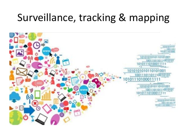 Surveillance, tracking & mapping