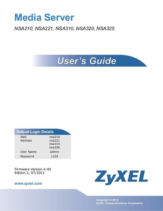 Zyxel nas326 system fi̇rmware update (nas test) youtube.