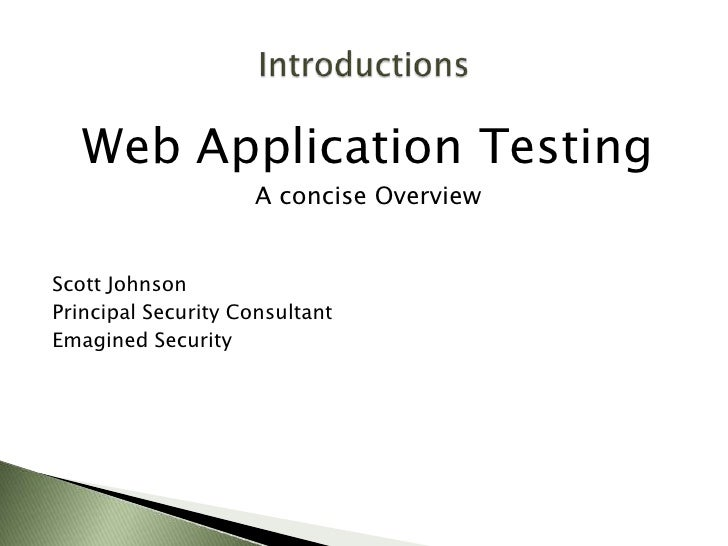 Mobile application security testing ppt fill online, printable.