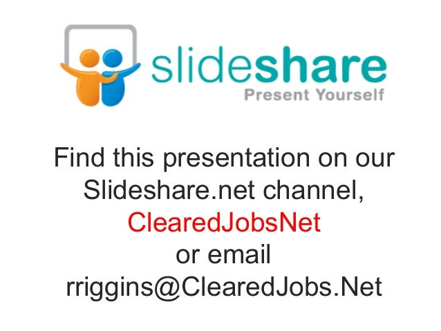 Using the Internet and Social Networking in Your Job Search Slide 3