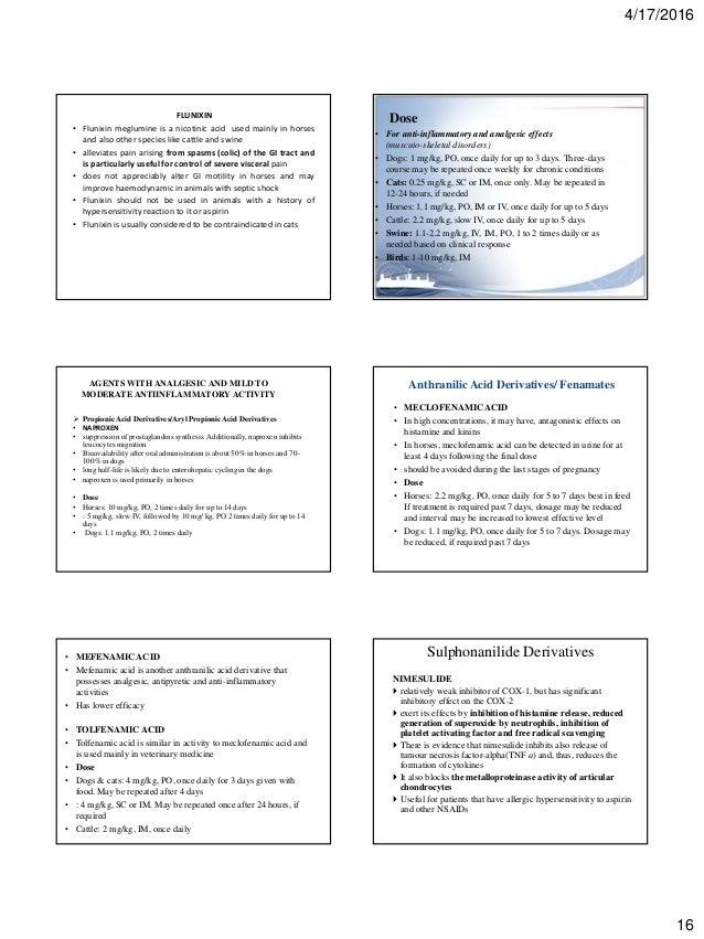 Veterinary pharmacology