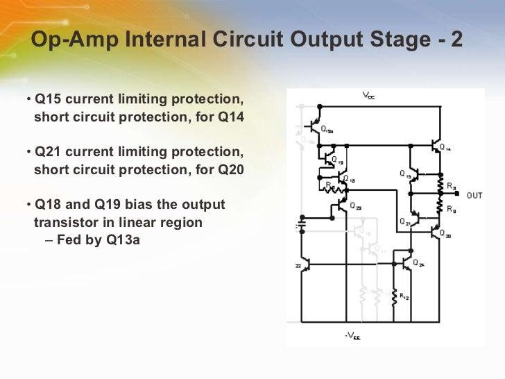 op amp basics part iii  internal circuit audio amplifier circuit using op amp audio amplifier circuit using op amp