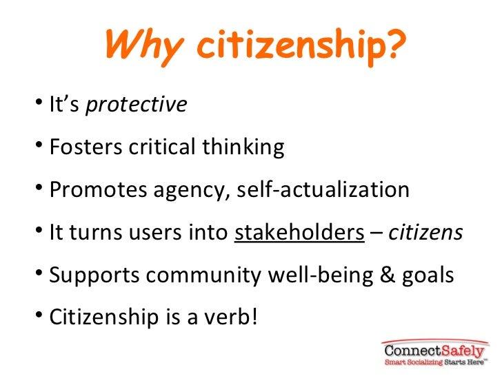 <ul><li>It 's  protective </li></ul><ul><li>Fosters critical thinking </li></ul><ul><li>Promotes agency, self-actualizatio...