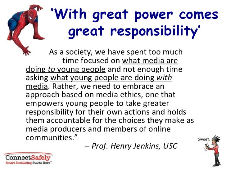 """<ul><li>""""  As   a society, we have spent too much  time focused on  what media are doing  to  young people  and not enough..."""