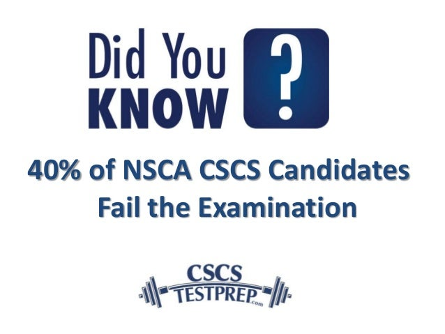 CSCS Study Guide & Practice Test [Prepare for the CSCS Test]