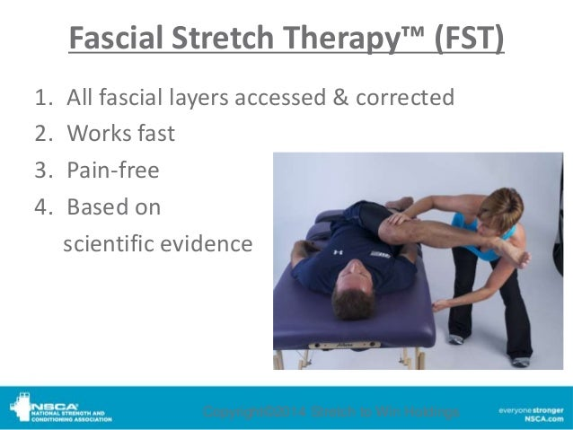 Using Fascial Stretch Therapy In Training To Win