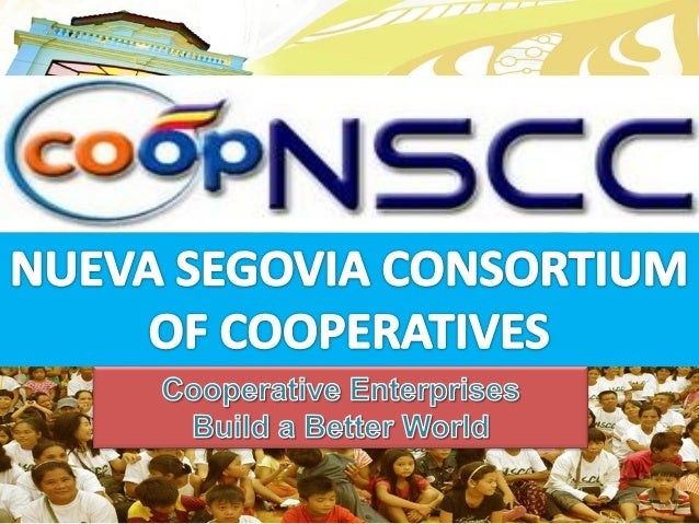 NSCC: A Leading, Trusted National  Consortium of Cooperatives that Helps Empower Communities through its Diversified Busin...