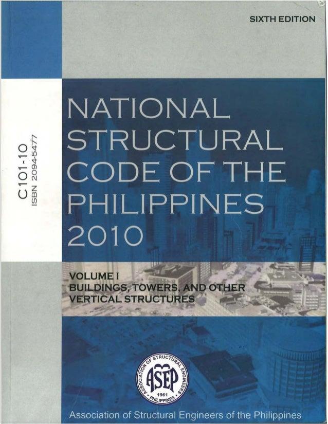 Nscp 2010 Volume 1