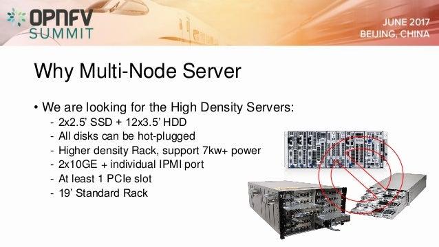Run OPNFV Danube on ODCC Scorpio Multi-node Server - Open Software on…