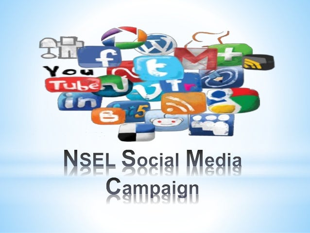media and social media campaign