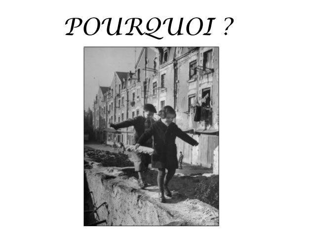 POURQUOI ? ?
