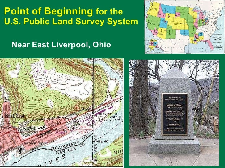 Western Reserve Ohio PLSS - Printable us map of western reserve