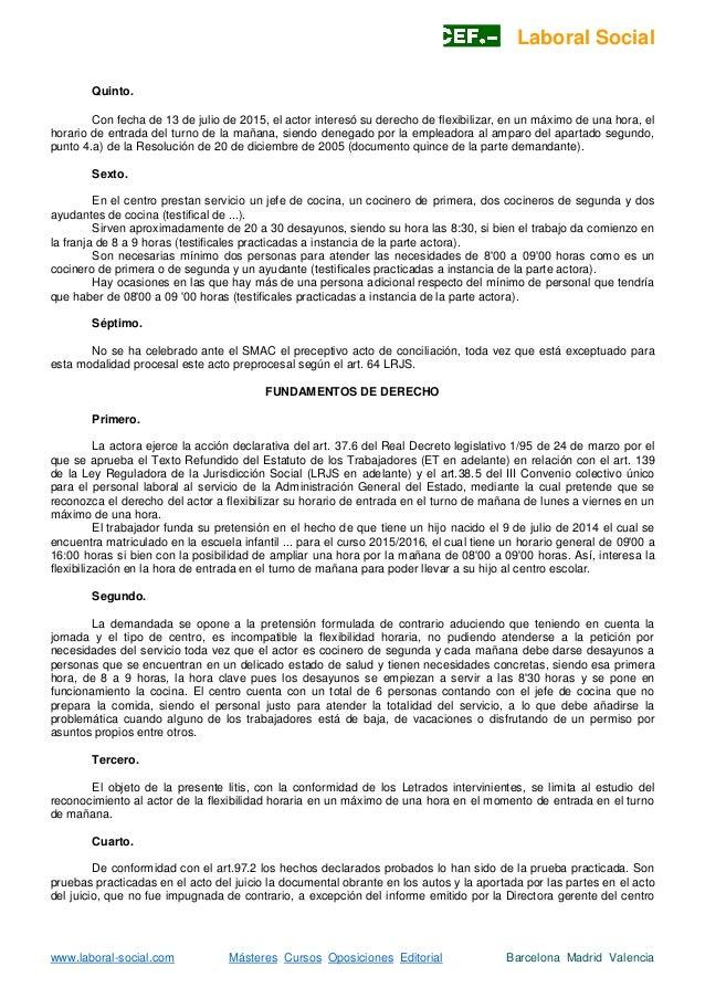 Juzgado de lo social n 13 madrid - Ayudante de cocina madrid ...