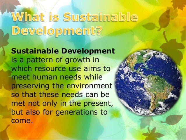 environmental sustainability and industrialized development can Global health and development: conceptualizing health between economic growth and environmental sustainability irisborowy.