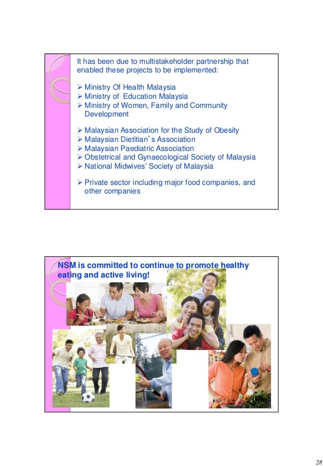 Malaysian association for the study of obesity