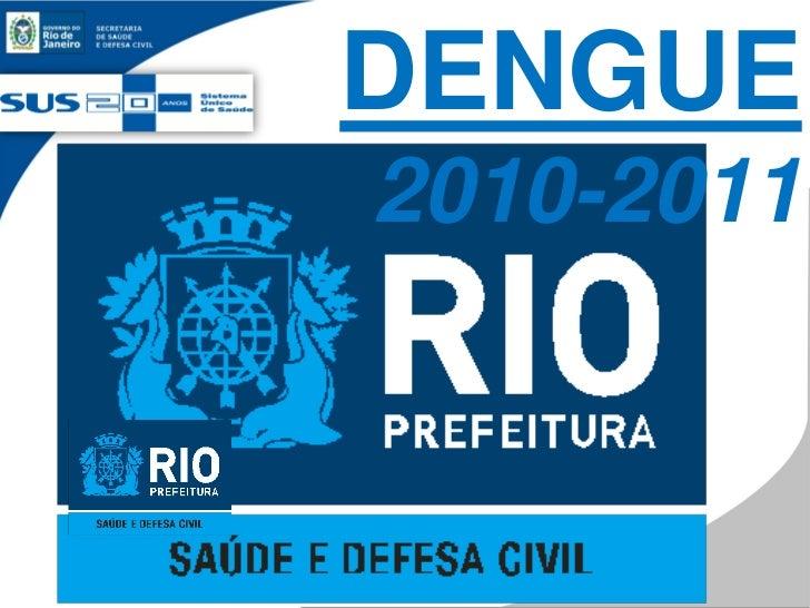 DENGUE2010-2011