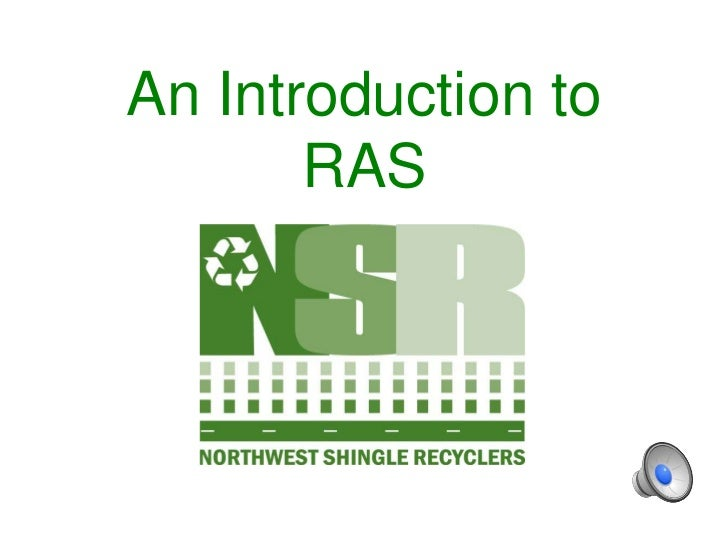 An Introduction to       RAS