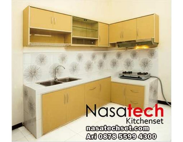 0878-5599-4300 Kitchen Set Minimalis, Kitchen Set Harga, Kitchen Set Di Malang