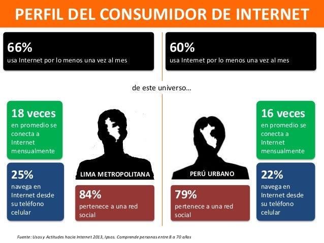 N stor gallo perfil del consumidor peruano en internet for Telefono oficina del consumidor