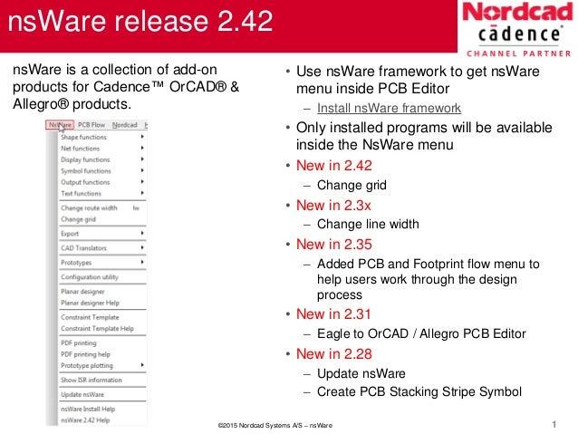 orcad pcb editor tutorial pdf