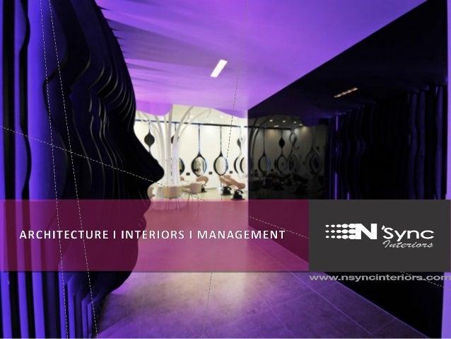N Sync Interiors Company Profile